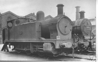 Two tank engines