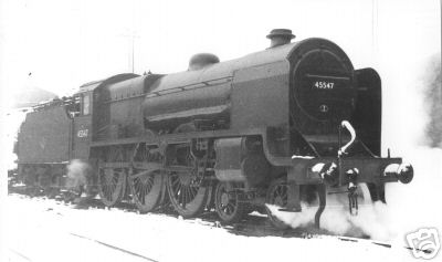 Locomotive 45547