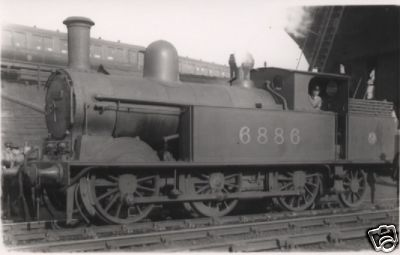 Locomotive 6886