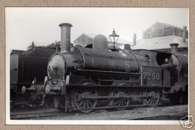 Locomotive 7250