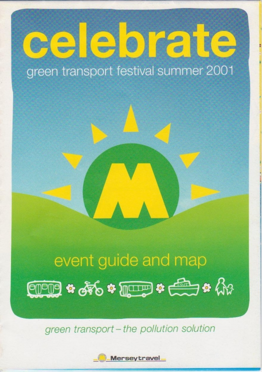 Celebrate Green Transport Festival Summer 2001
