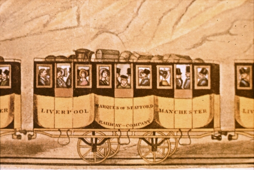Marquess of Stafford's coach