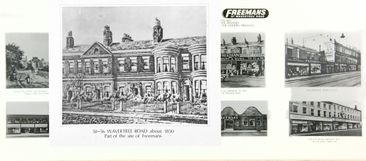 Freemans of Wavertree Road