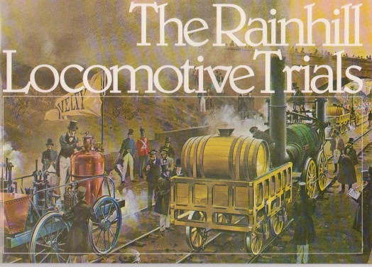 The Rainhill Locomotive Trials
