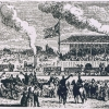 Rainhill Trials in the Illustrated London News