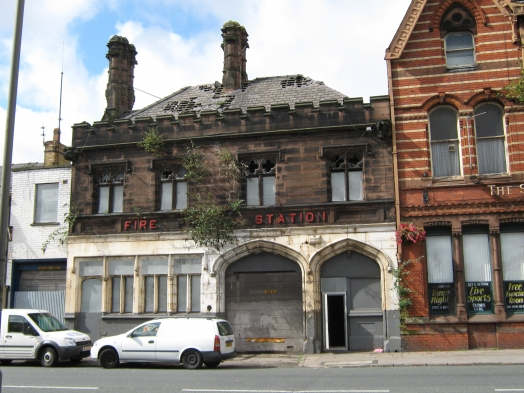 Fire Station, Durning Road