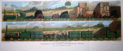 Travelling on the Liverpool and Manchester Railway III