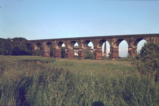 Sankey Viaduct 1979