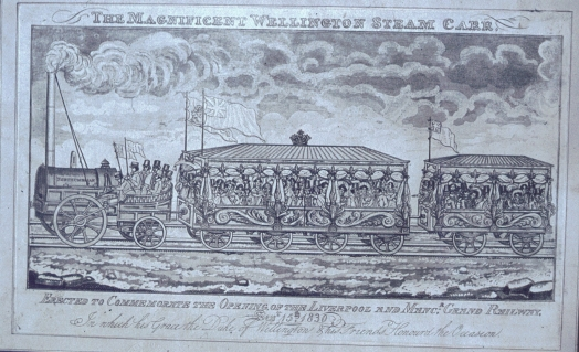 Wellington's carriage