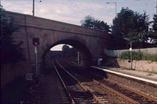Skew Bridge 1979 close-up