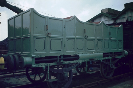 Second class replica coach
