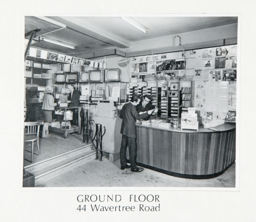 Ground floor 44 Wavertree Road