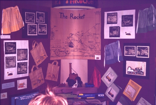 Rainhill schools exhibition