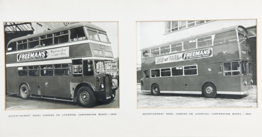 Liverpool Corporation buses