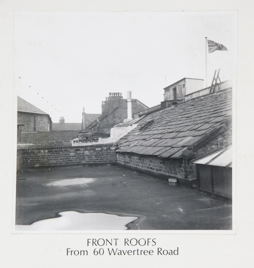 Front roofs from 60 Wavertree Road 2