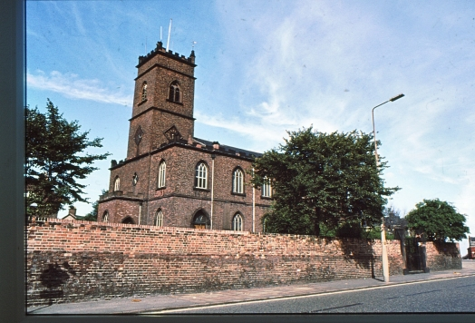 St Mary's Church 17 August 1975