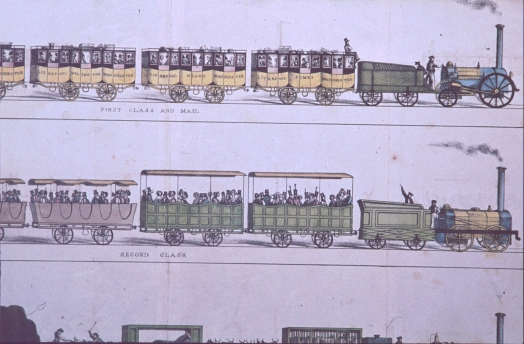 Liverpool and Manchester Railway rolling stock II