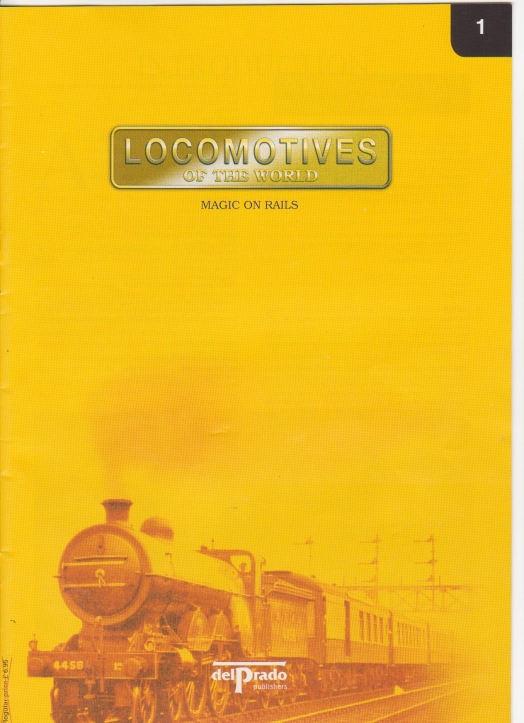 Locomotives of the World