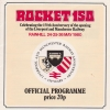 Rocket 150 - Official Programme