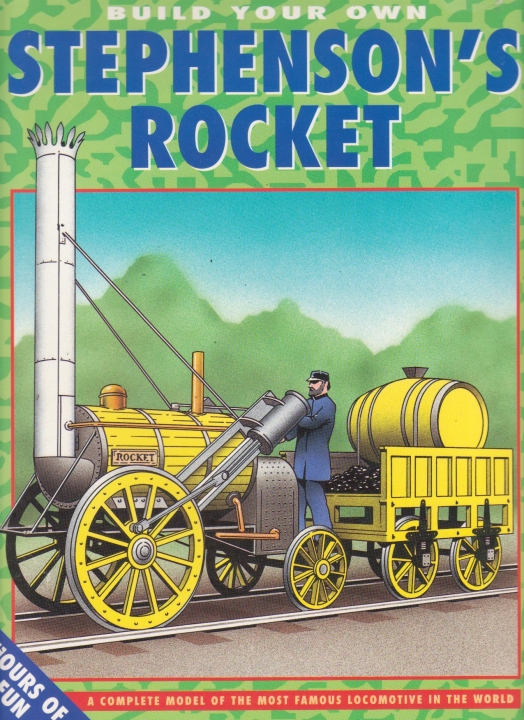 Build Your Own Stephenson's Rocket