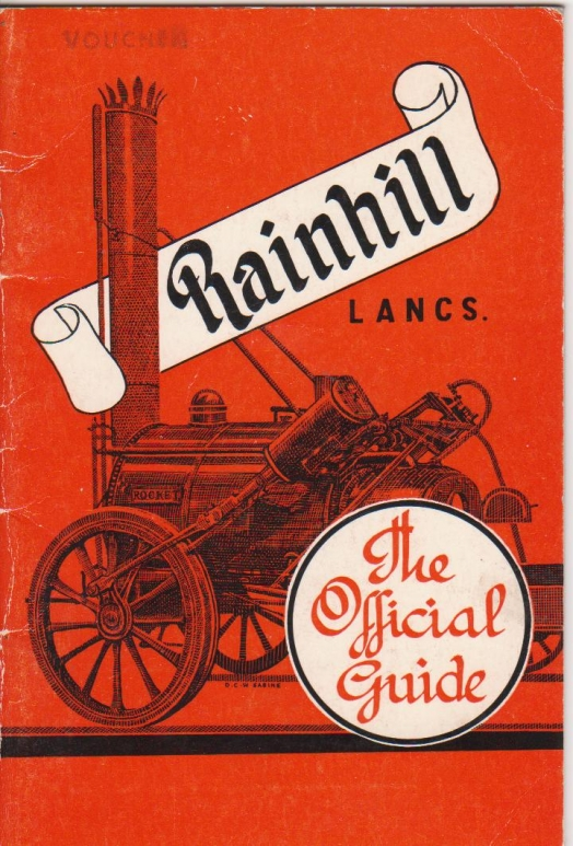 Rainhill - The Official Guide