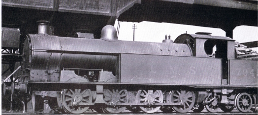 Elongated tank engine II